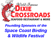 Dixie Crossroads Restaurant - Prime sponsor of the Space Coast Birding & Wildlife Festival